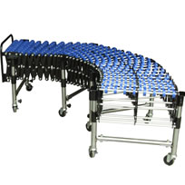 conveyor for shrink tunnel