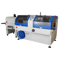 High Speed Continuous Side Seal Shrink Wrapper