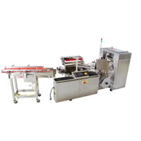Shanklin Automatic Shrink Wrapper